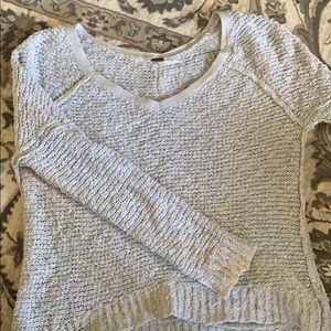 Free People Boxy Sweater